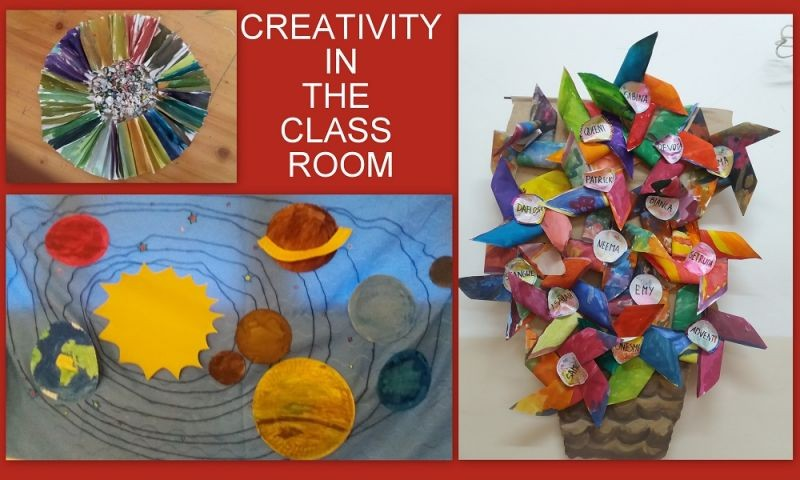 UBONIFU DARISANI- (creativity in the classroom!)