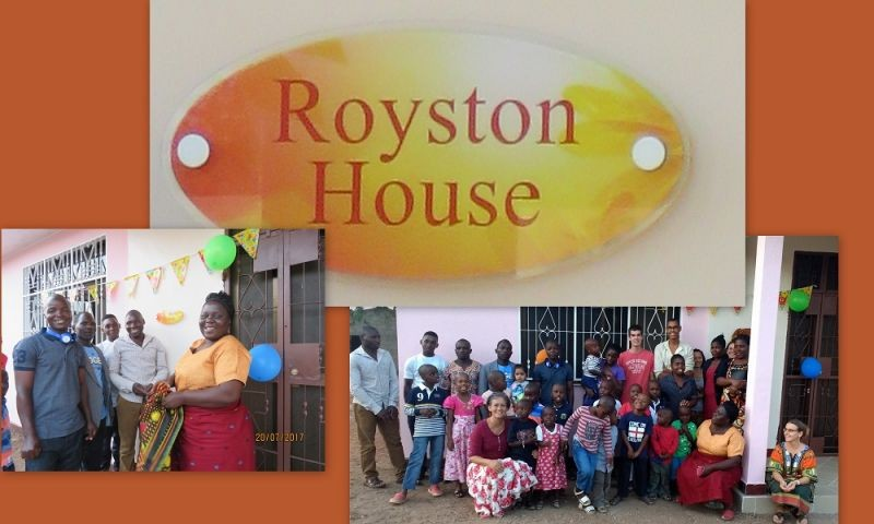 PRAY FOR ROYSTON'S FAMILY