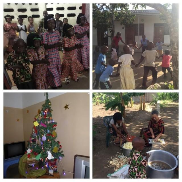 Christmas at Karibu Nyumbani